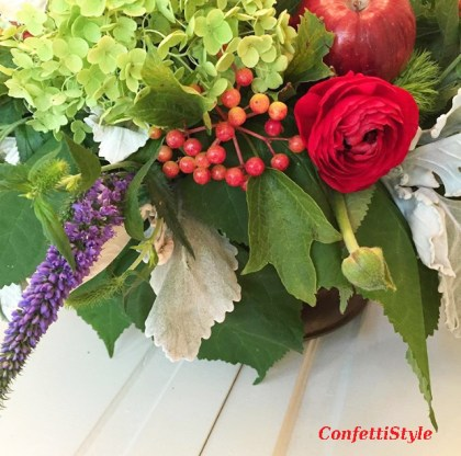 Floral Design by ConfettiStyle1