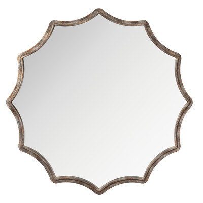 Kichler Scallop Wall Mirror