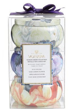 Voluspa Candle Collection