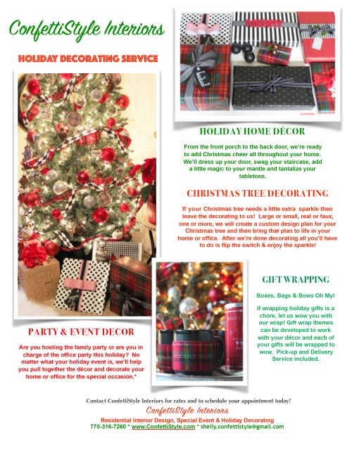 2015 Holiday Decorating Flyer--FIN