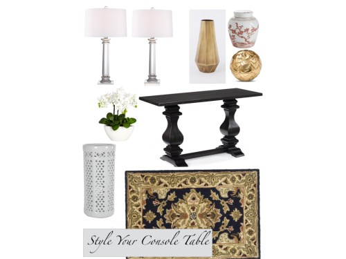 Styling A Console Table.002