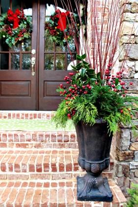 Outdoor Pots--RefreshReStyle