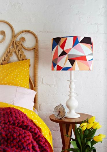 Patterend Lampshade19