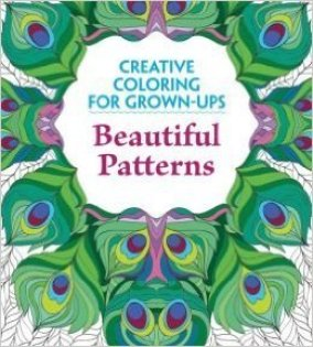 Beautiful Patterns--Coloring Books