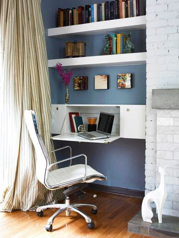 Fireplace Nook3