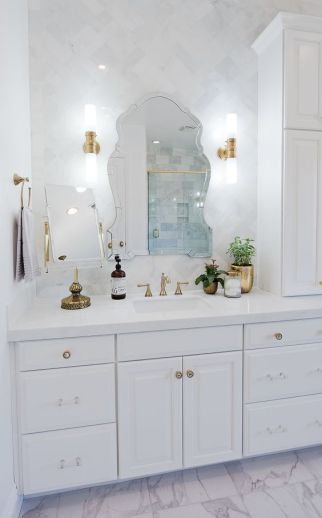 Maggie Holmes--Bathroom