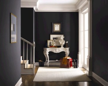 Sherwin William Tricon Black--Black Paint Colors