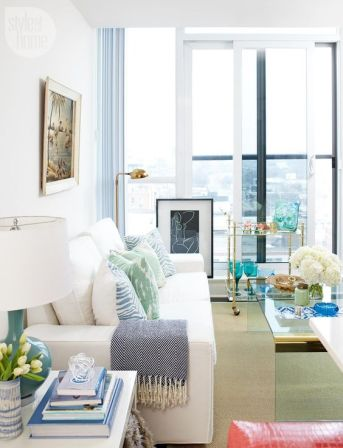 A Well-Style Room from Style at Home2