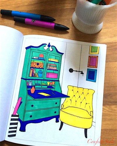 The Inspried Room Coloring Book2