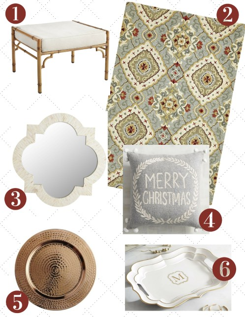 Budget Friendly Accessories from Pier1