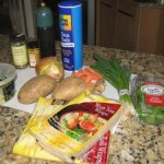 Cooking with my Dad: Vegetable Samosas