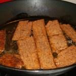 Vegan BLT with Homemade Vegan Bacon