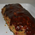 Meatless Monday: Quinoa and Chickpea Loaf