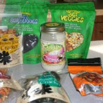Vegan Food Swap – August 2012 Reveal