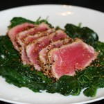 Sesame Crusted Seared Tuna: Guest Post at This American Bite