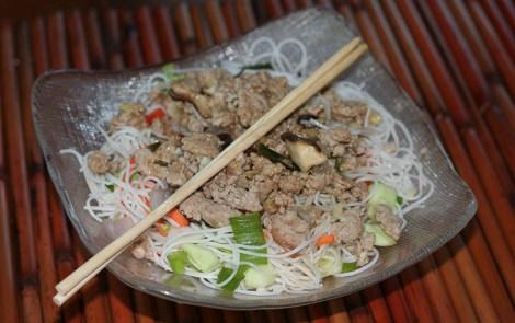 Vietnamese-Rice-Noodles-Salad