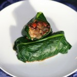 Grain Free Collard Green Burritos
