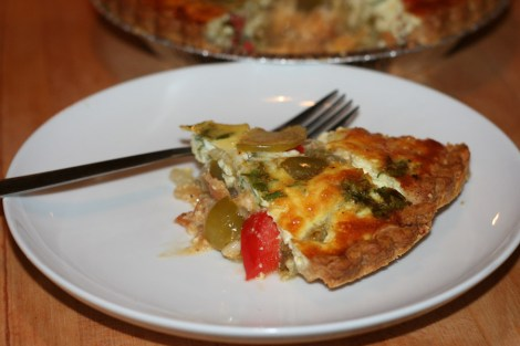 sliced-quiche