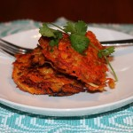 Carrot Ginger Latkes