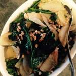 Tuscan Kale with White Beets and Farro