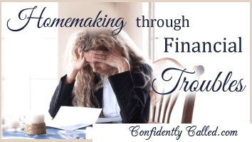 financial trouble