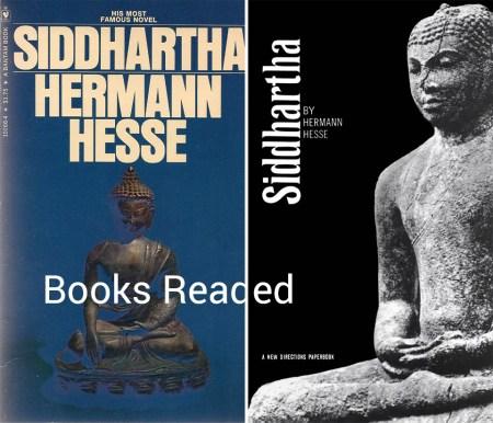 readed siddhartha