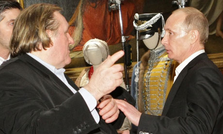 gerard depardieu russian citizenship