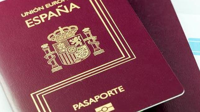 Pasaporte Español