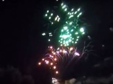Fuegos Artificiales de Coca – Segovia – 2016 – Video 360º