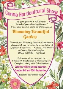 Blooming Gardens Competition