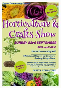 horticulture show poster