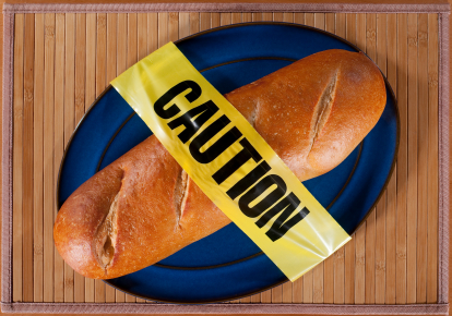gluten-bread-caution