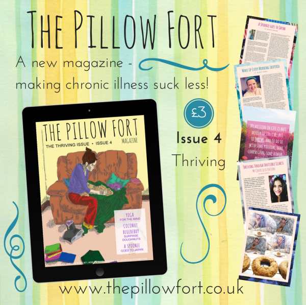 Pillow Fort magazine