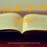5 Health Tips for Teachers