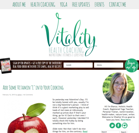 vitality health