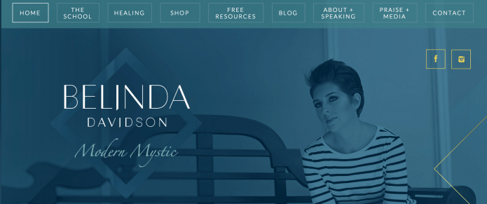 belinda davidson website