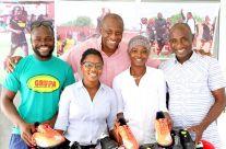 Herbert Mensah Donates To Women's Rugby Teams