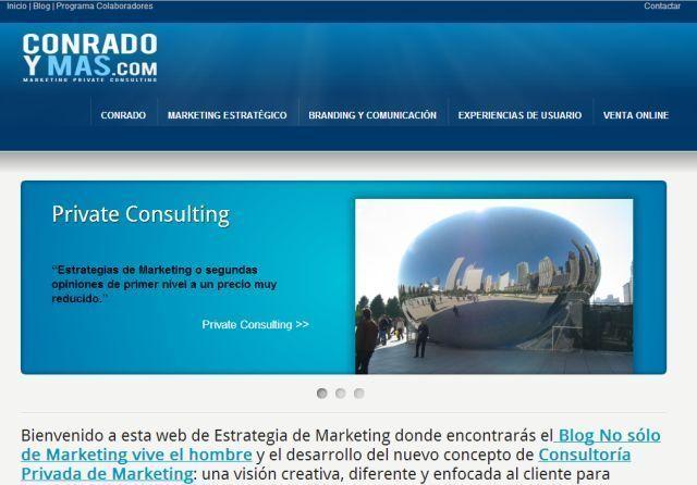 Blog Conradoymas marketing online