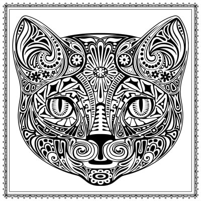 cat-coloring-book