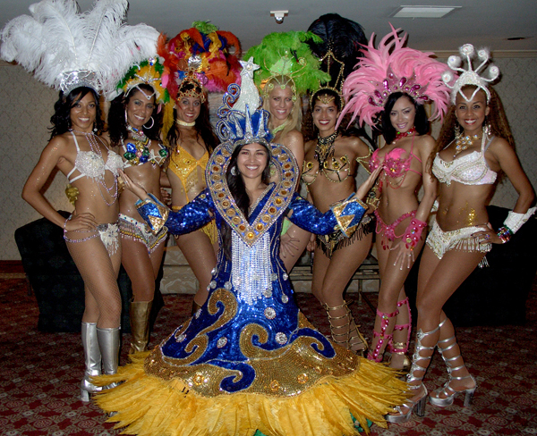 The Samba Queens