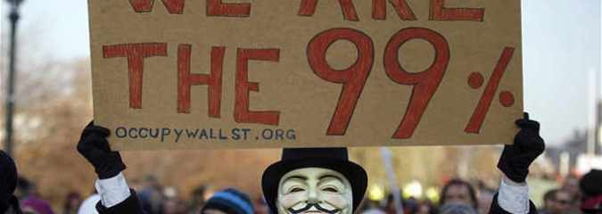 Occupy Returns to Stage for May Day