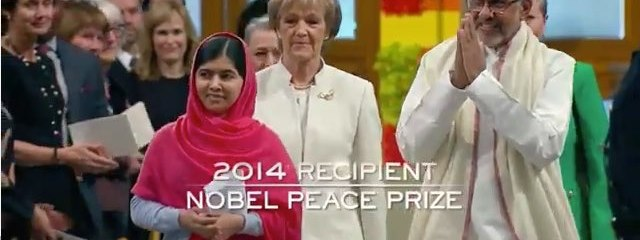 Watch Inspiring Trailer of Film About Nobel Winner Malala