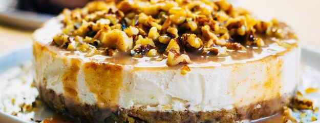 10 Insanely Delicious Cheesecake Recipes You Won't Believe Are Vegan