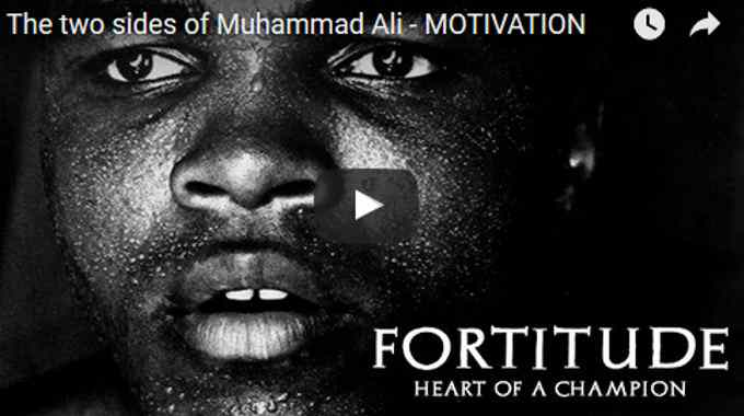 Morning Inspiration: The Heart of A Champion (Motivational Video with Muhammad Ali)