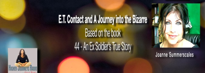 ET Contact and a Journey into the BIZARRE!