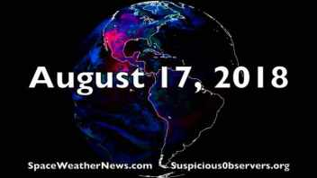 Big Earthquakes at Volcanos, Deadly Flooding, Inside-Out Nebula | S0 News Aug.17, 2018
