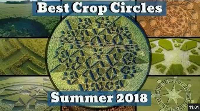 WATCH: The Best Crop Circles of Summer 2018!