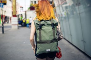 Backpacks for the Homeless