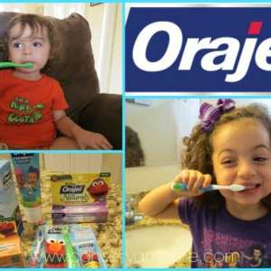Orajel Has Your Little One Covered at Every Stage
