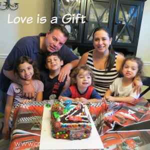 Love is A Gift, Give Back with MassMutual & Easter Seals